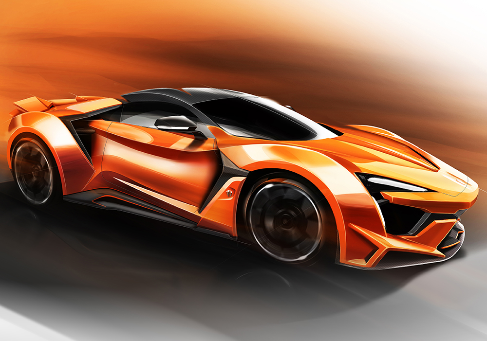 W Motors The most exclusive, luxurious and technologically advanced in the world. w motors