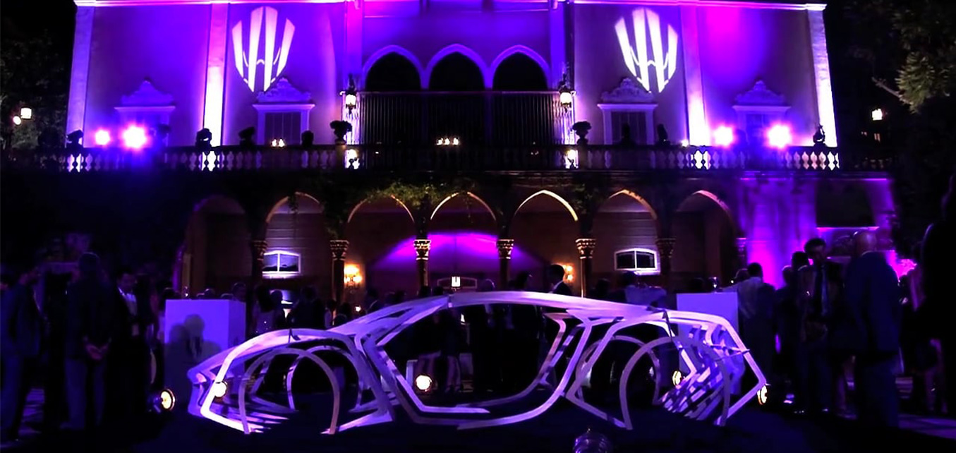 W Motors Launch Event – Sursock Palace