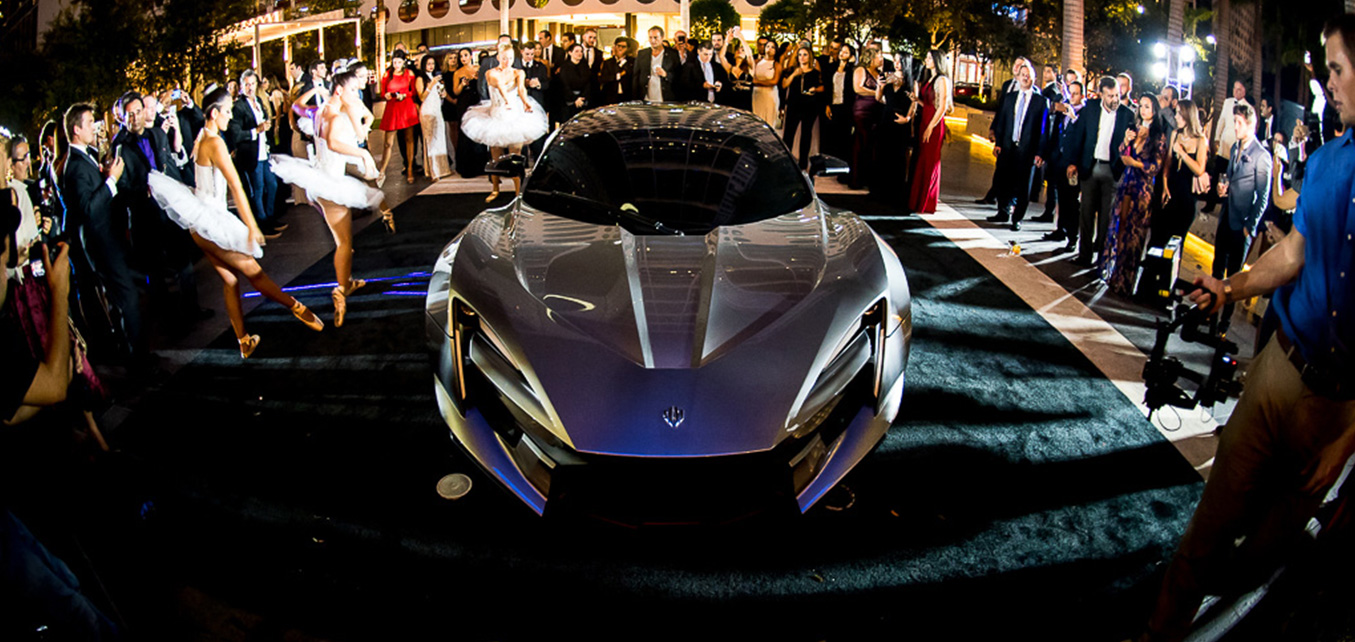 Fenyr SuperSport Private Event